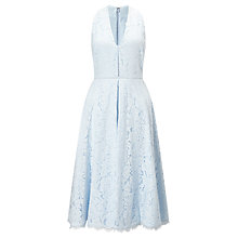 Buy John Lewis Fit And Flare Lace Dress Online at johnlewis.com