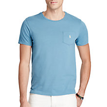 Buy Polo Ralph Lauren Custom Fit Pocket T-Shirt Online at johnlewis.com