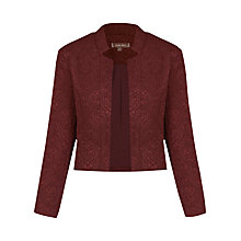 Buy Jolie Moi Open Front Jacquard Jacket Online at johnlewis.com