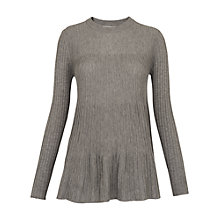 Buy Whistles Pleat Detail Trapeze Jumper Online at johnlewis.com