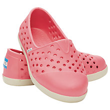 Buy TOMS Children's Romper Slip-On Shoes Online at johnlewis.com