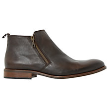 Buy Dune Mackles Zip Boots Online at johnlewis.com