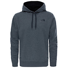 Buy The North Face Seasonal Drew Peak Hoodie, Grey Online at johnlewis.com