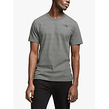 Buy The North Face Cotton Red Box T-Shirt Online at johnlewis.com