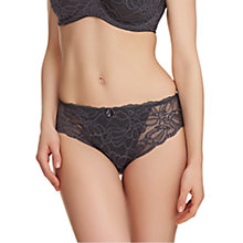Buy Fantasie Jacqueline Lace Brazilian Briefs Online at johnlewis.com