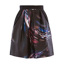 Buy Coast Domeli Print Skirt, Multi Online at johnlewis.com