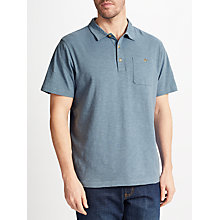 Buy John Lewis Slub Cotton Polo Shirt Online at johnlewis.com