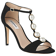 Buy L.K. Bennett Alejandra Stiletto Sandals Online at johnlewis.com