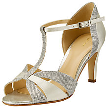 Buy John Lewis Dorothy Occasion Cone Heeled Sandals Online at johnlewis.com