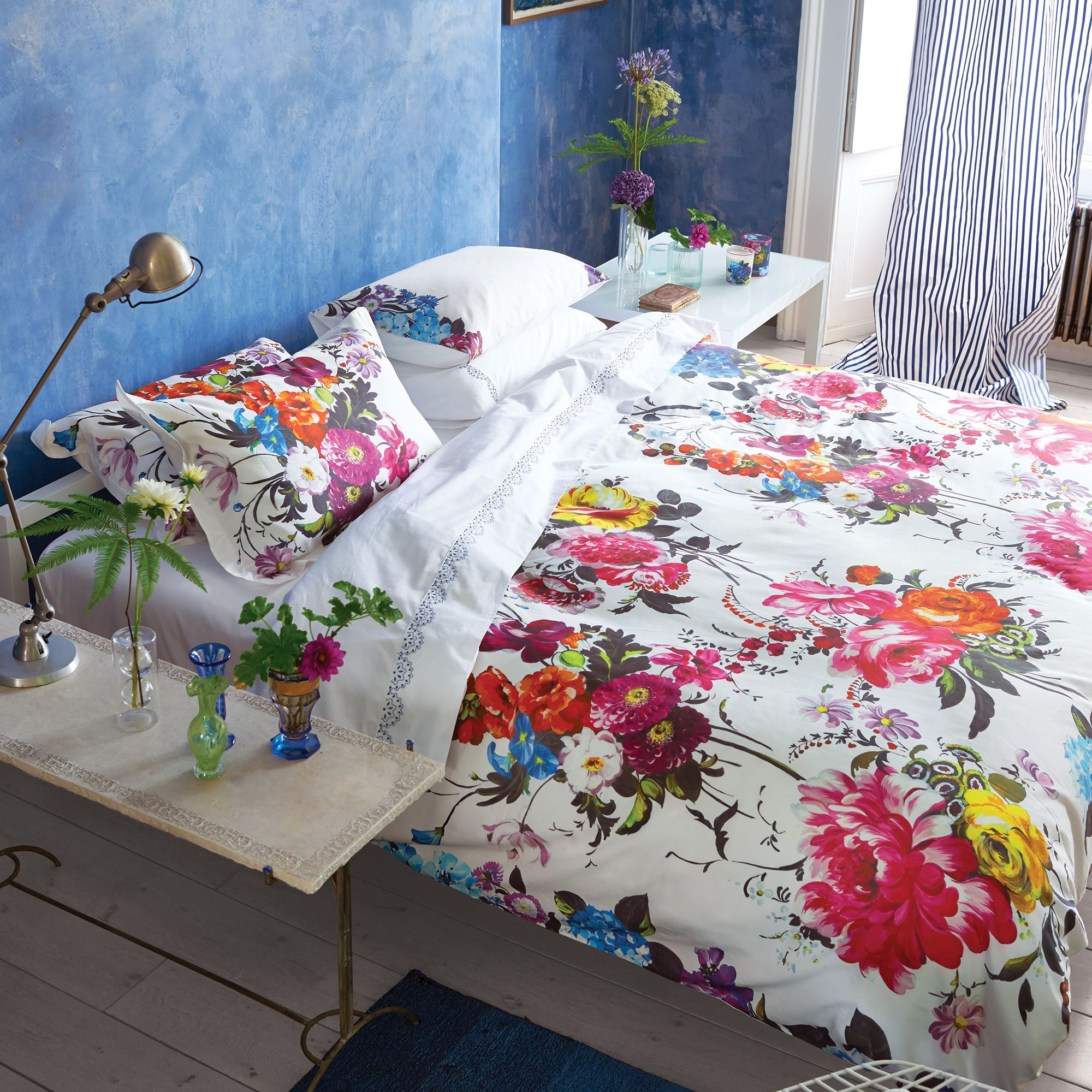 Designers Guild Designers Guild Amrapali Duvet Cover and Pillowcase Set