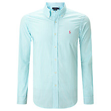 Buy Polo Ralph Lauren Slim Fit Button-Down Collar Shirt Online at johnlewis.com