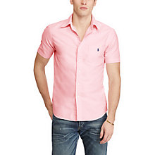 Buy Polo Ralph Lauren Short Sleeve Pocket Shirt Online at johnlewis.com