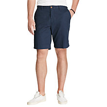 Buy Polo Ralph Lauren Classic Fit Newport Shorts, Winter Navy Online at johnlewis.com