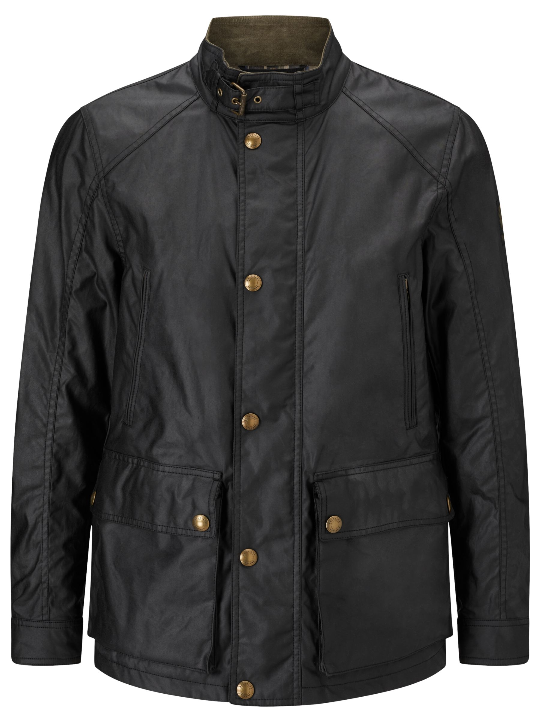 Belstaff Belstaff Tourmaster Water Resistant Biker Waxed Cotton Jacket