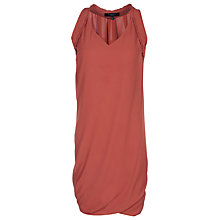 Buy Yanny London Georgette Sleeveless Twist Dress Online at johnlewis.com
