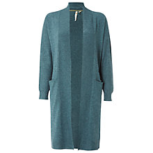 Buy White Stuff Verbena Cardigan, Cavolo Teal Online at johnlewis.com