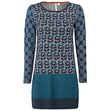 Buy White Stuff Celeriac Tunic Top, Cavolo Teal Online at johnlewis.com