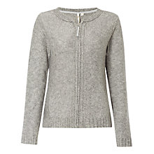 Buy White Stuff Apple Grove Cardigan, Grey Online at johnlewis.com
