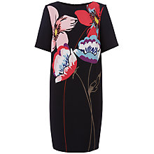 Buy Fenn Wright Manson Petite Flower Print  Naples Dress, Flower Print Online at johnlewis.com