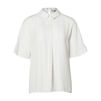 Selected Femme Belise Shirt, Snow White