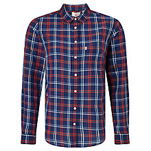 Buy Levi's Classic One Pocket Shirt, Medieval Blue Online at johnlewis.com
