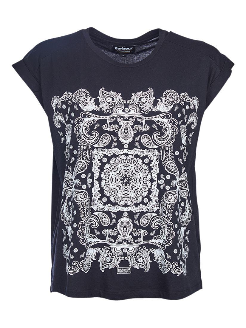 Barbour International Barbour International Rearset T-Shirt, Black