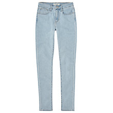 Buy Levi's 721 High Rise Skinny Jeans, Drawing A Blank Online at johnlewis.com