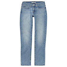 Buy Levi's 712 Mid Rise Slim Jeans, West End Girl Online at johnlewis.com