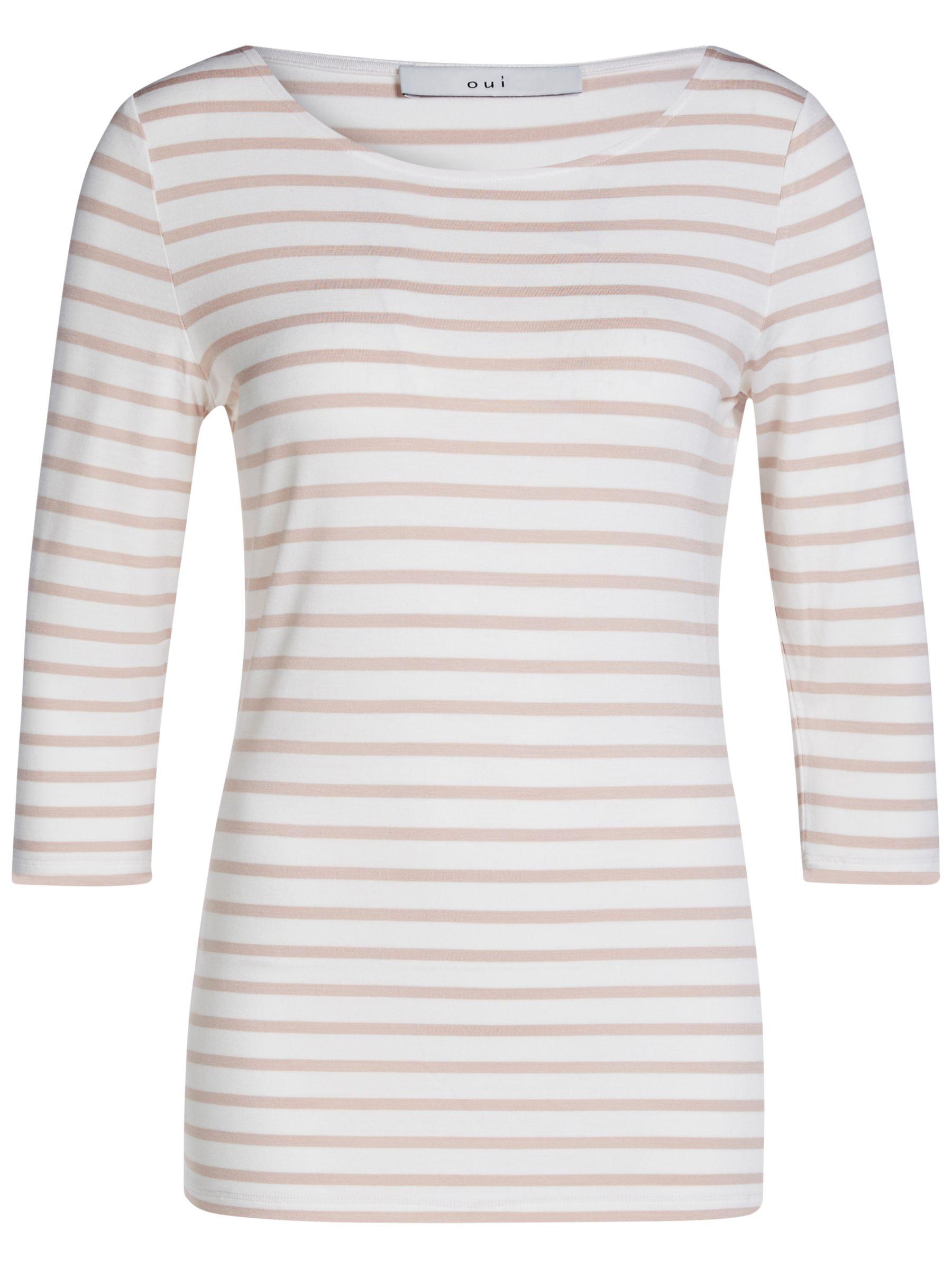 Oui Oui Stripe T-Shirt