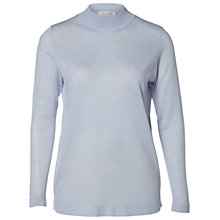 Buy Selected Femme Aeris Jumper, Xenon Blue Online at johnlewis.com