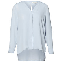 Buy Selected Femme Vali Blouse, Xenon Blue Online at johnlewis.com