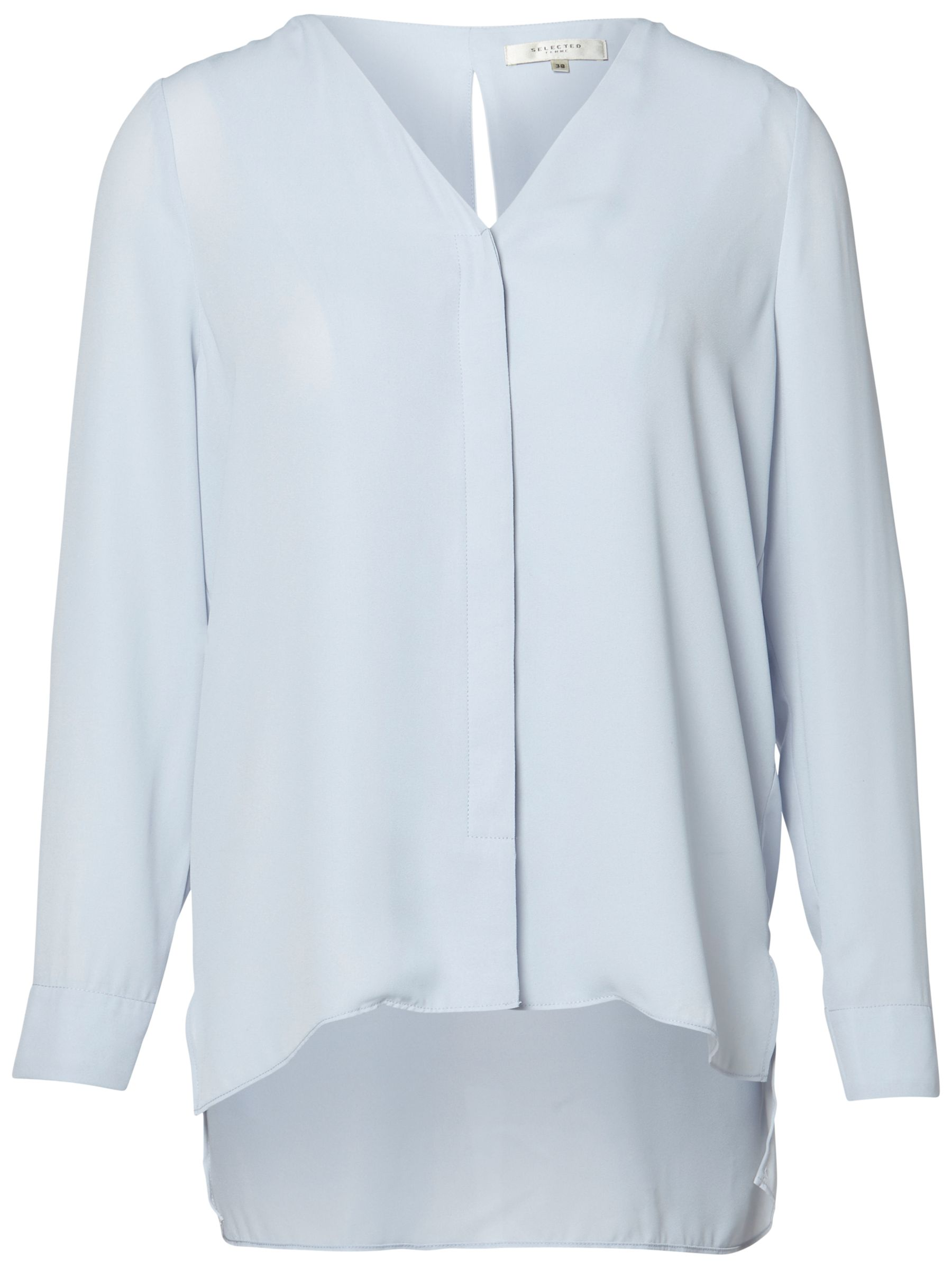 Selected Femme Selected Femme Vali Blouse, Xenon Blue