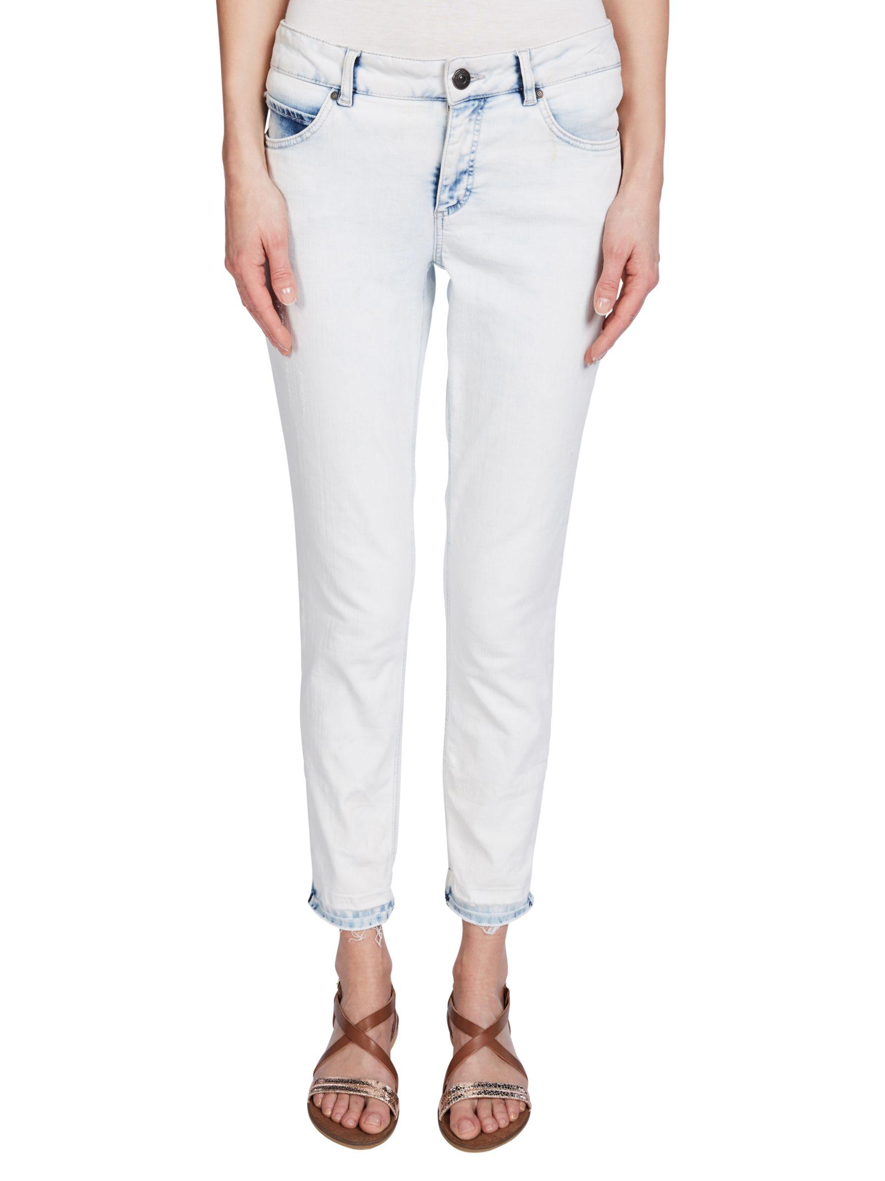 Oui Oui Denim Jeans, Light Blue