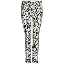 Buy Oui Animal Jeans, Camel Grey Online at johnlewis.com