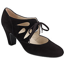 Buy John Lewis Willa Cut Out Shoe Boots Online at johnlewis.com