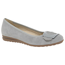 Buy Gabor Cash Wide Fit Pumps Online at johnlewis.com