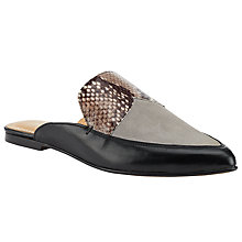 Buy Modern Rarity G Melita Mule Loafers Online at johnlewis.com