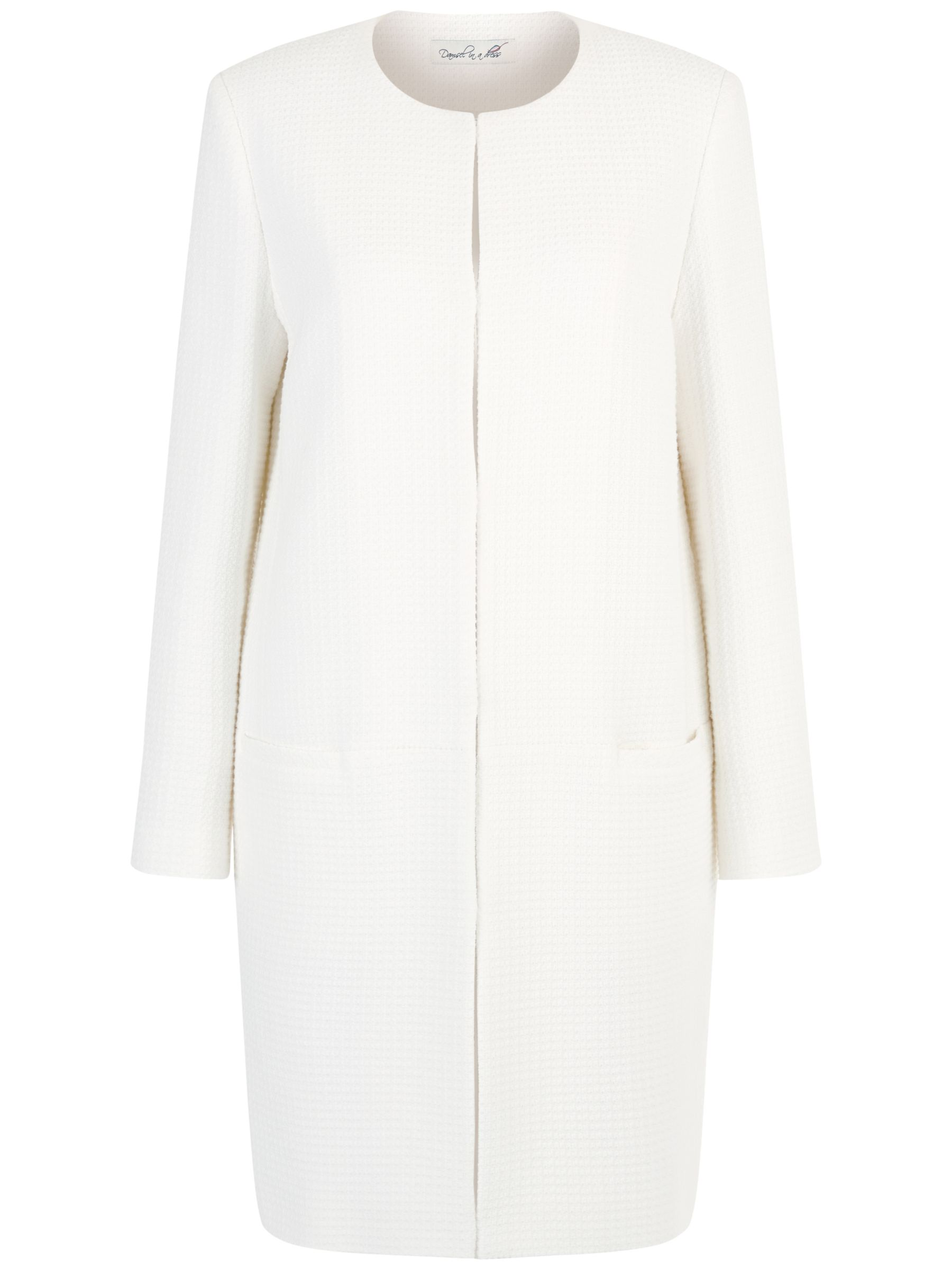 Damsel in a dress Damsel in a dress Lola Cocoon Jacket, Cream