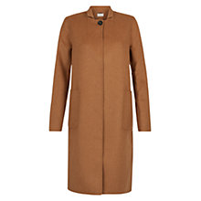 Buy Hobbs Julianna Coat, Vicuna Online at johnlewis.com