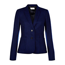 Buy Hobbs Dartmouth Jacket, Cobalt Navy Online at johnlewis.com