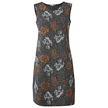 Buy White Stuff Fondent Jersey Dress, Charcoal Online at johnlewis.com