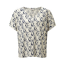 Buy Maison Scotch All-Over Printed T-Shirt Online at johnlewis.com