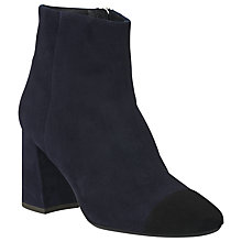 Buy L.K. Bennett Wyatt Ankle Boots Online at johnlewis.com