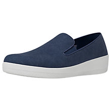 Buy FitFlop Superskate Slip On Trainers Online at johnlewis.com