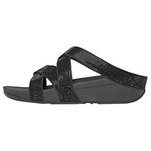 Buy FitFlop Slinky Rokkit Criss Cross Sandals Online at johnlewis.com