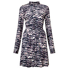 Buy Numph Josefin Printed Shirt Dress, Multi Online at johnlewis.com