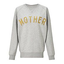 Buy Selfish Mother Mother Crew Neck Sweatshirt Online at johnlewis.com