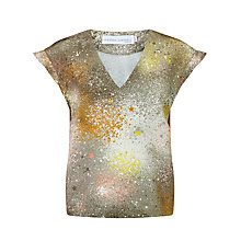 Buy Deborah Campbell Atelier Rae Of Light Star Top, Multi Online at johnlewis.com