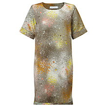 Buy Deborah Campbell Atelier Rae Of Light Star Shift Dress, Multi Online at johnlewis.com