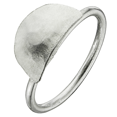 56e075a45d13 John Lewis · People Tree Semi Circle Ring